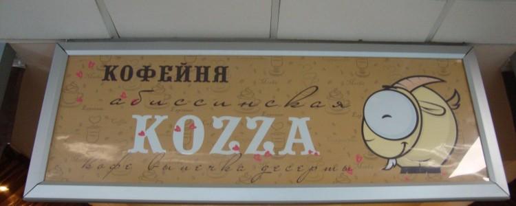 Абиссинская KOZZA